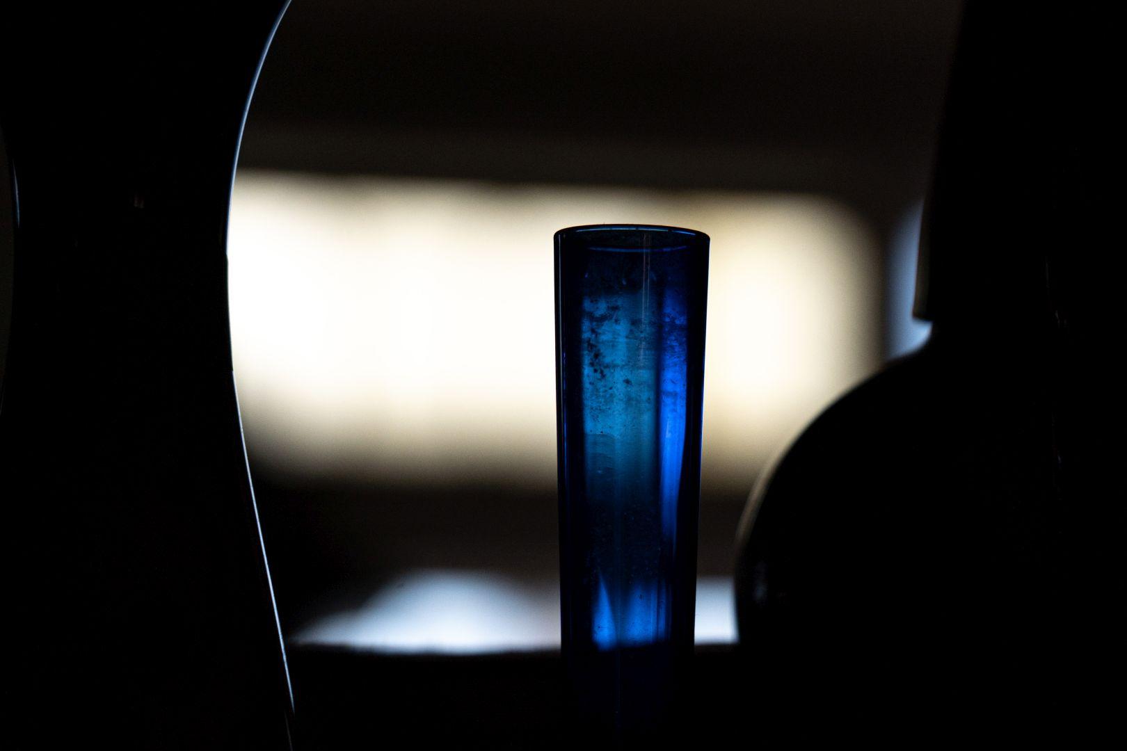 """G 001 - Elke Schots """"Blau"""""""