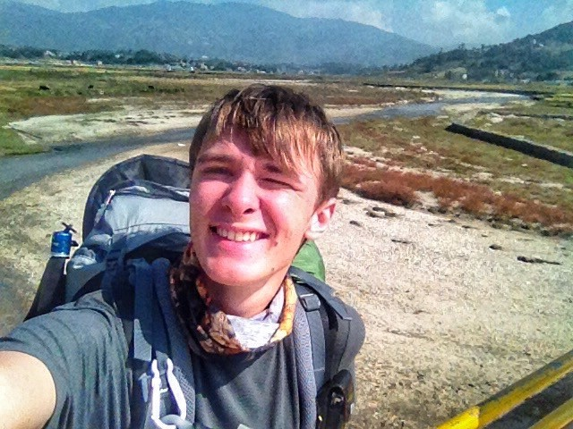 Tageswanderung von Kathmandu nach Bhaktapur