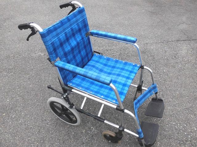 車椅子 消防設備