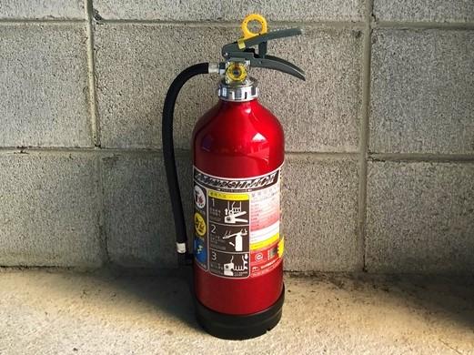 蓄圧アルテシモ消火器