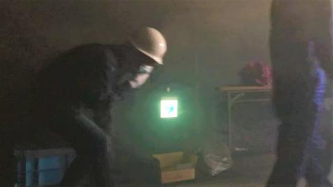 誘導灯 避難訓練 設備