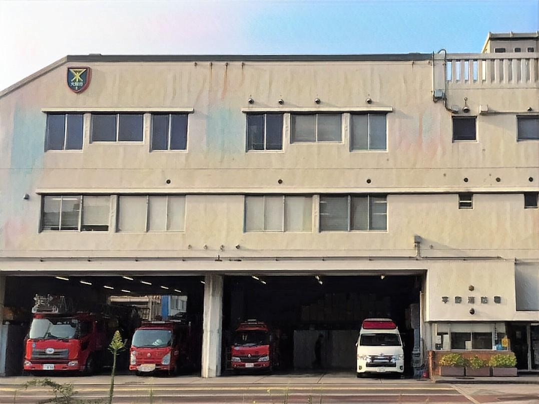 大阪市消防長宛に使用開始届提出の補助も。