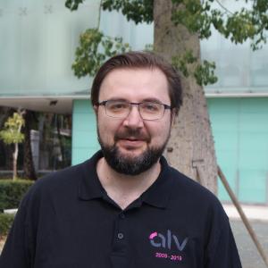 Goran Pesic. Head of IS and Development