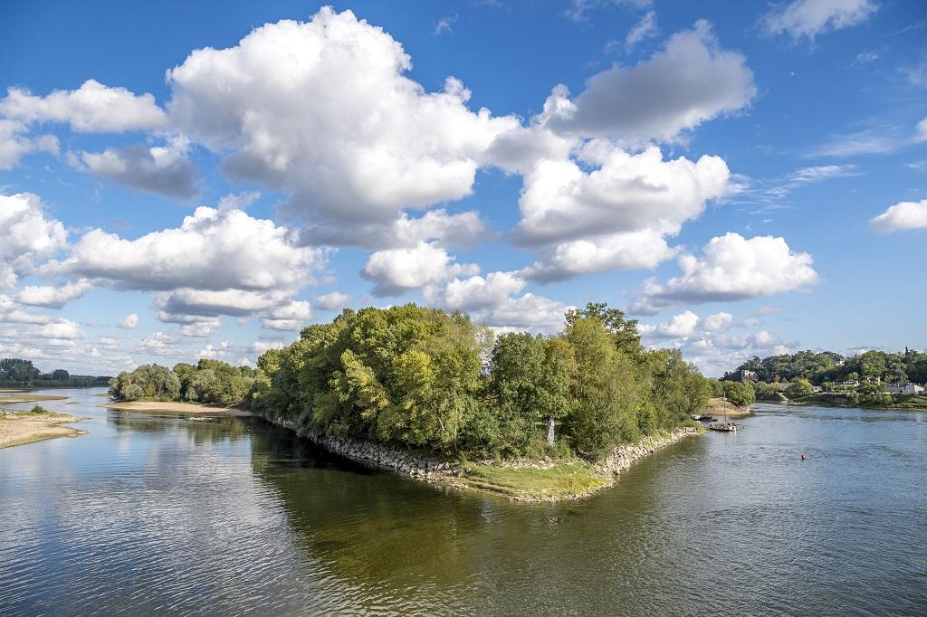 Profitez de la Loire et ses paysages verdoyants, © Dominique Drouet