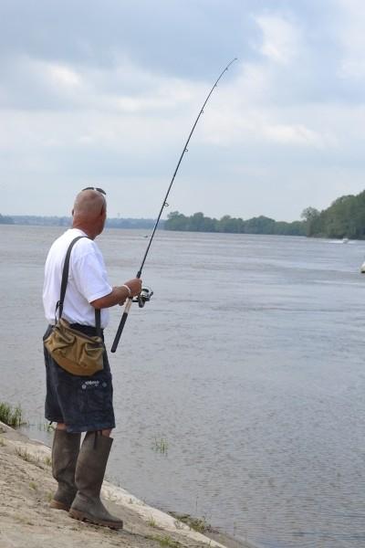 Jean-Patrick Denieul, ancien pêcheur professionnel, vous dévoilera quelques secrets du fleuve, © Dominique Drouet