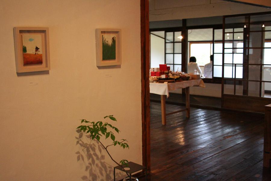 2007年5月gallery mamma mia 個展