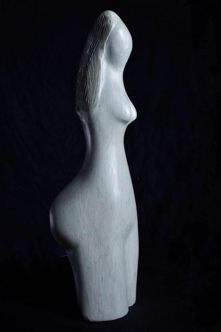 """""""Zita"""" Brigitte COTTINEAU sculpture"""