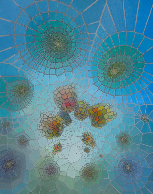 """""""Croissance - mathématiques - Voronoi"""" Bernard CORNET"""
