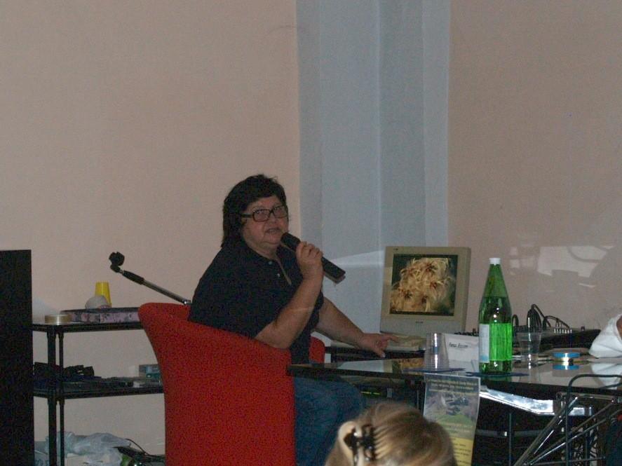 Franca Riccioni: Aspetti naturalistici dell'Abbazia