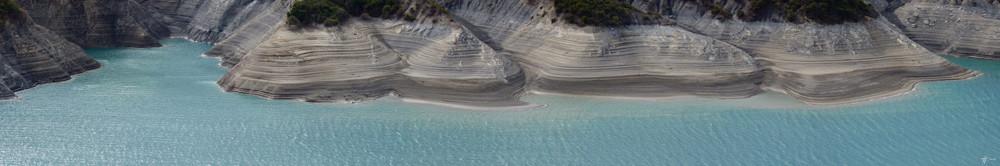 Lac de Serre Ponçon - Photographie Patrick Boit