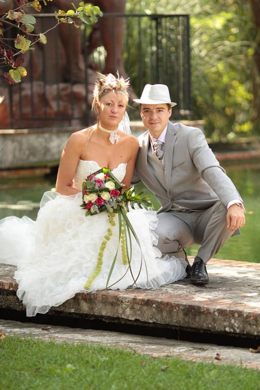 Mariage d'Audrey et Fabrice - Photographie Patrick Boit