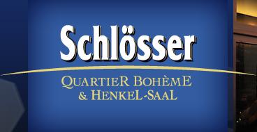 Weihnachtsfeier Düsseldorf Partner - Schlösser Quartier Boheme