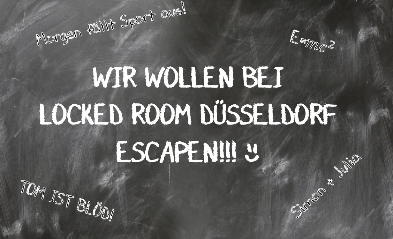 Schulausflug - Locked Room Düsseldorf