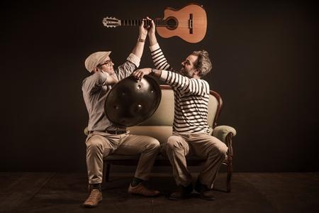 1. Mai (Samstag): Bruno Bieri & Sandro Schneebeli - Konzert