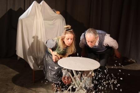 30. Oktober (Samstag): Figuretheater Fäderliicht - Kindertheater