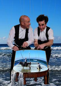 25. Juni (Freitag): Gilbert & Oleg - Kabarett