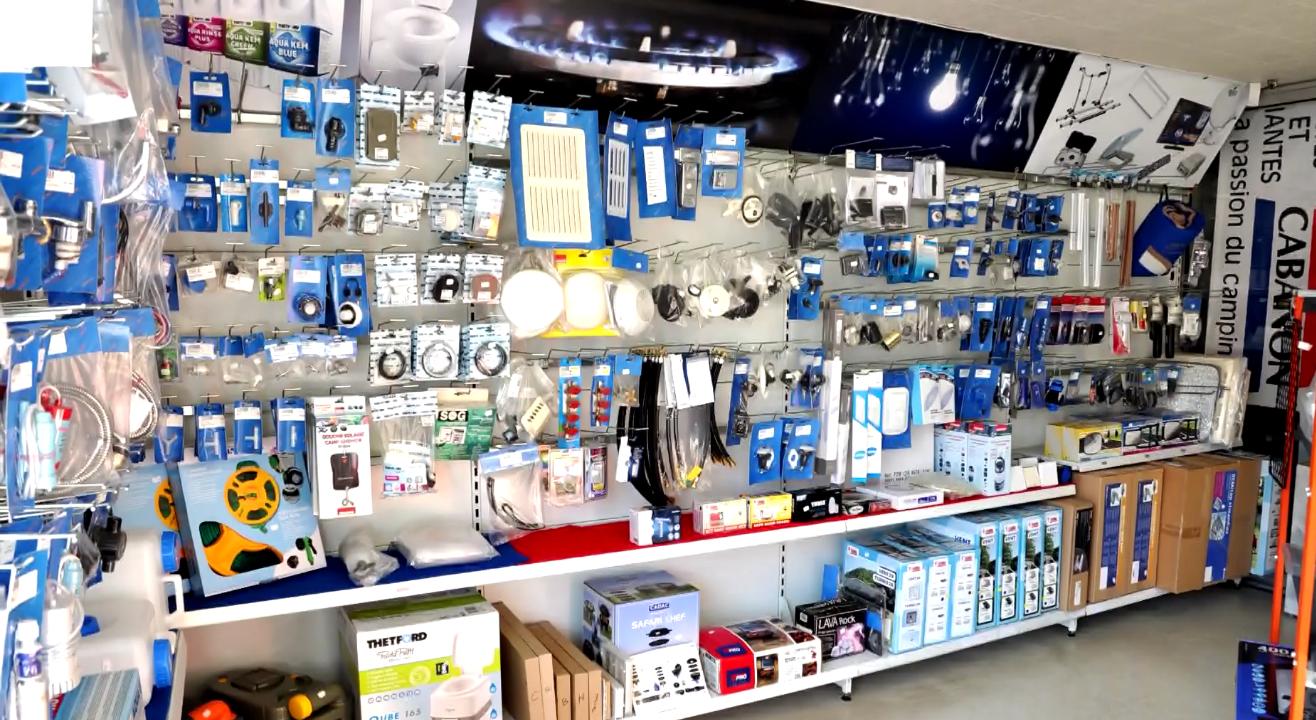 Le magasin Electromécar