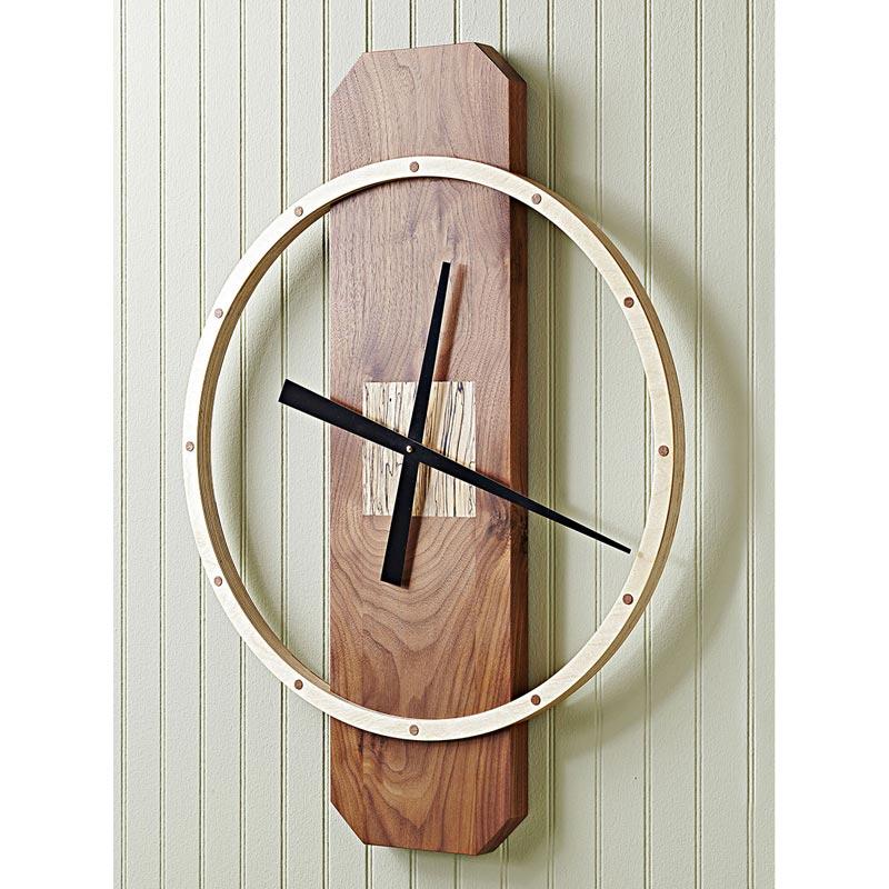 Hi-Torque Quartz Clock Movements and Extra-Long Hands