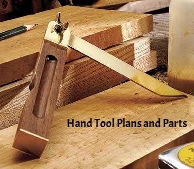 WOOD Magazine Hand Tool Plans & Parts