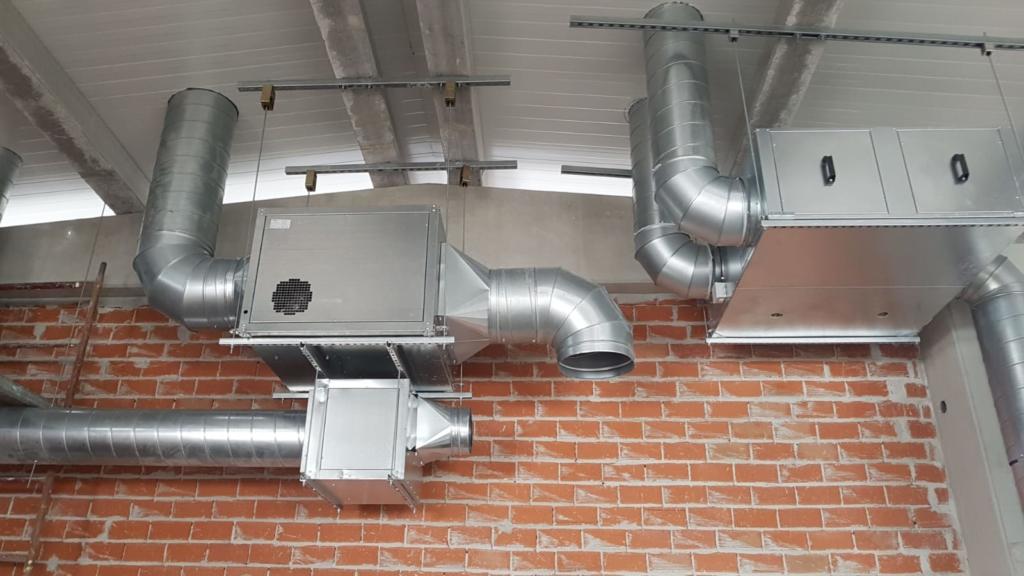 Instalaciones de Aire Acondicionado Industrial