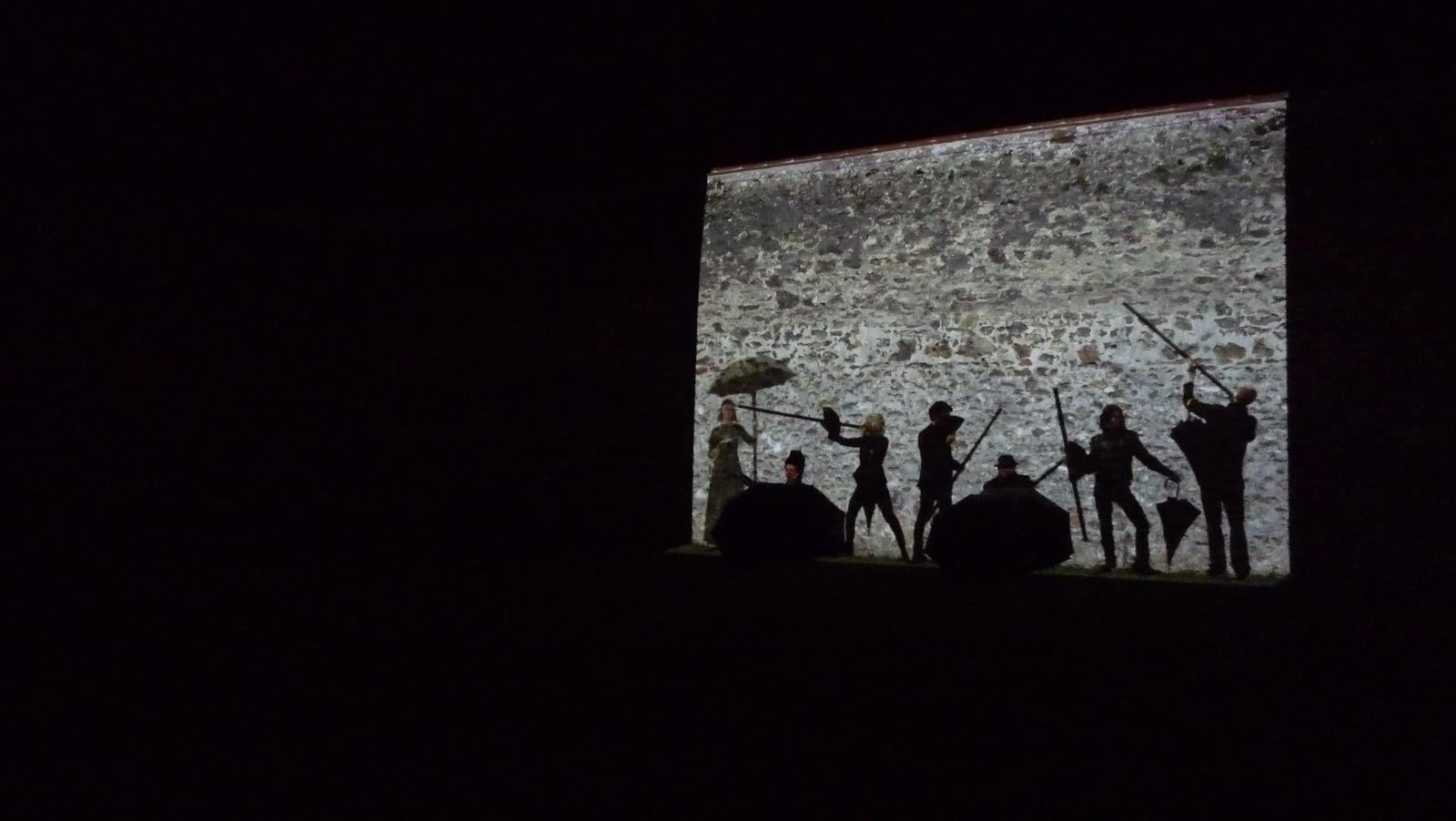 17 septembre 2011 : Nuit des Lumières, Tremblement du Fixe, Coulommiers