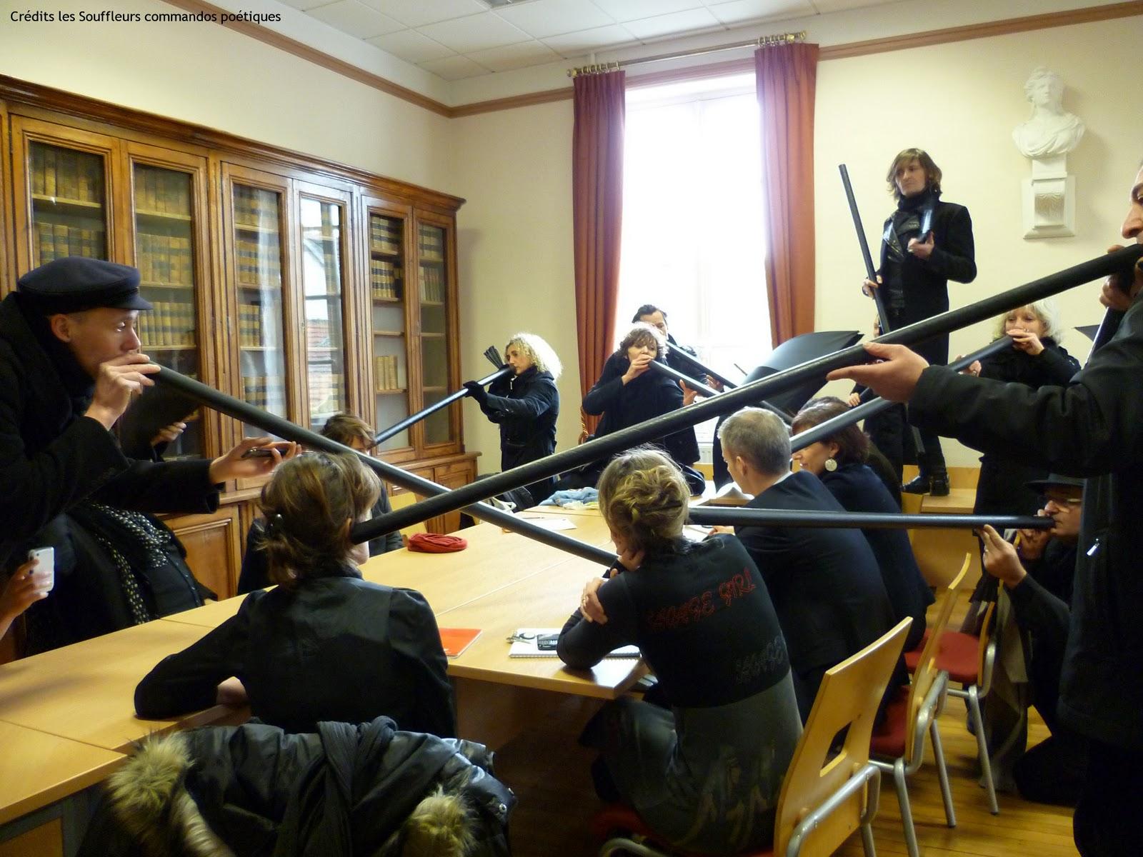 04 février 2011 : Attaque de la Mairie de Coulommiers