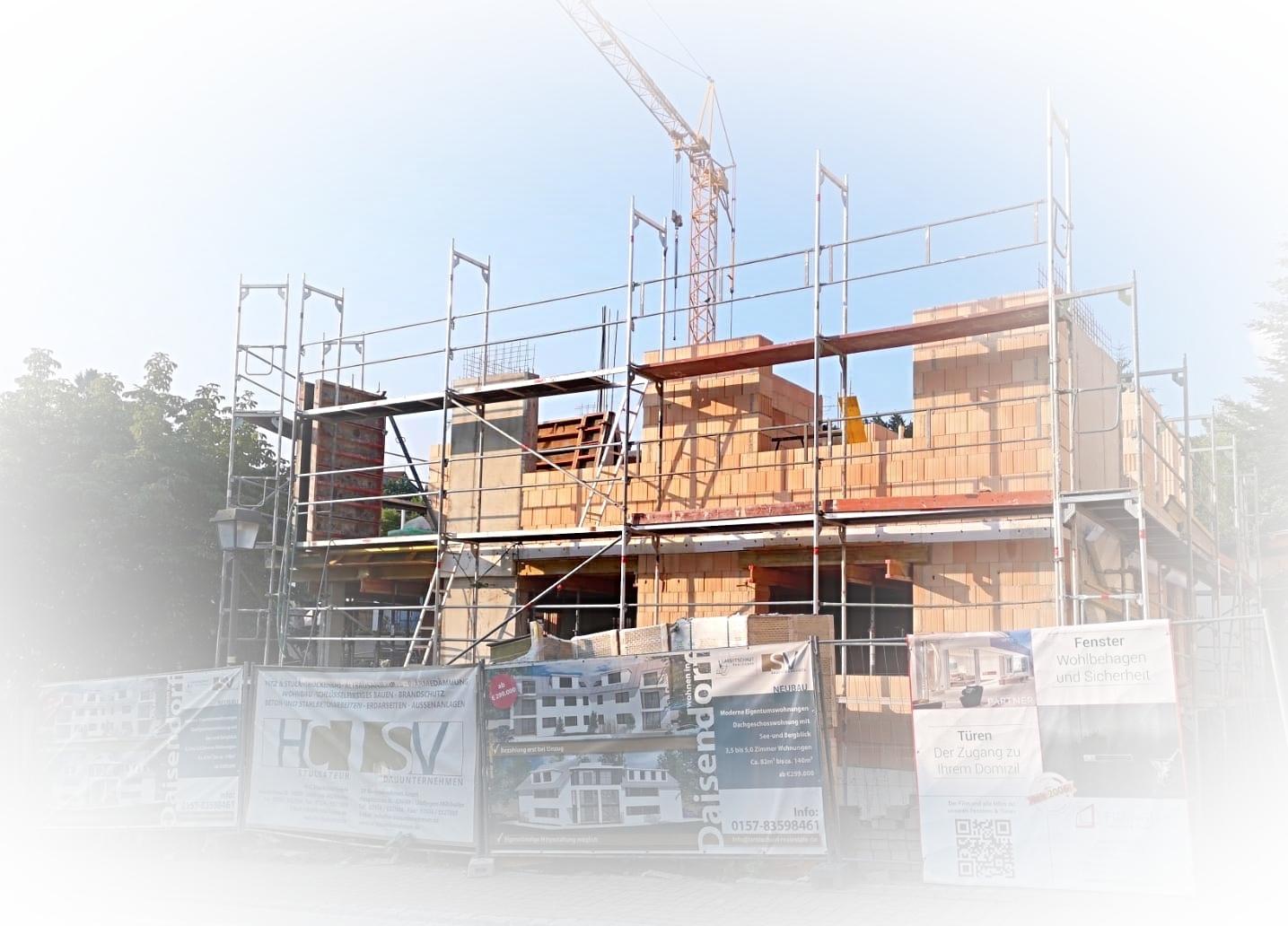 Hier finden Sie tagesaktuelles Bild- und Videomaterial von unseren Bauplätzen