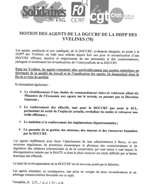 motion DD78