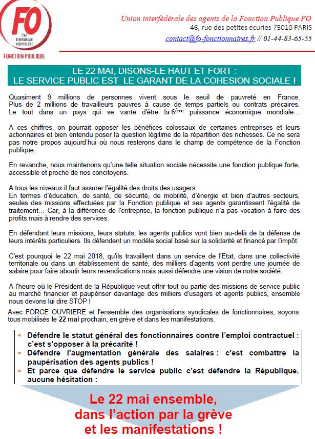 fd9211b3527 Activité syndicale FP 2018 - Site de ccrf-force-ouvriere !