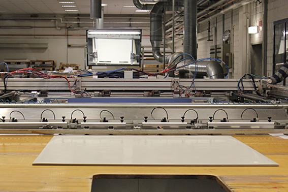 Thieme 5050 Flachbett Siebdruckmaschine