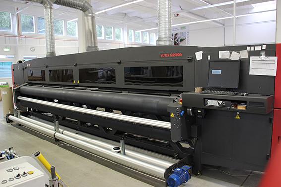 Vutek-GS-5000r – Rollenbreite 5.000 mm