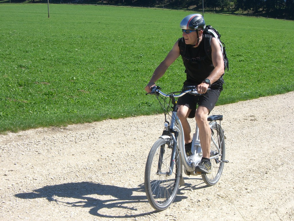Biker Chregu