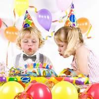 Geburtstagsspiele für Kinder