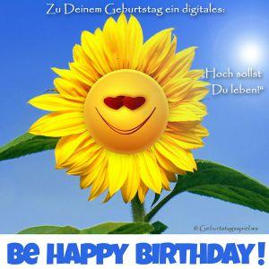 Digitale Glückwünsche zum Geburtstag 18