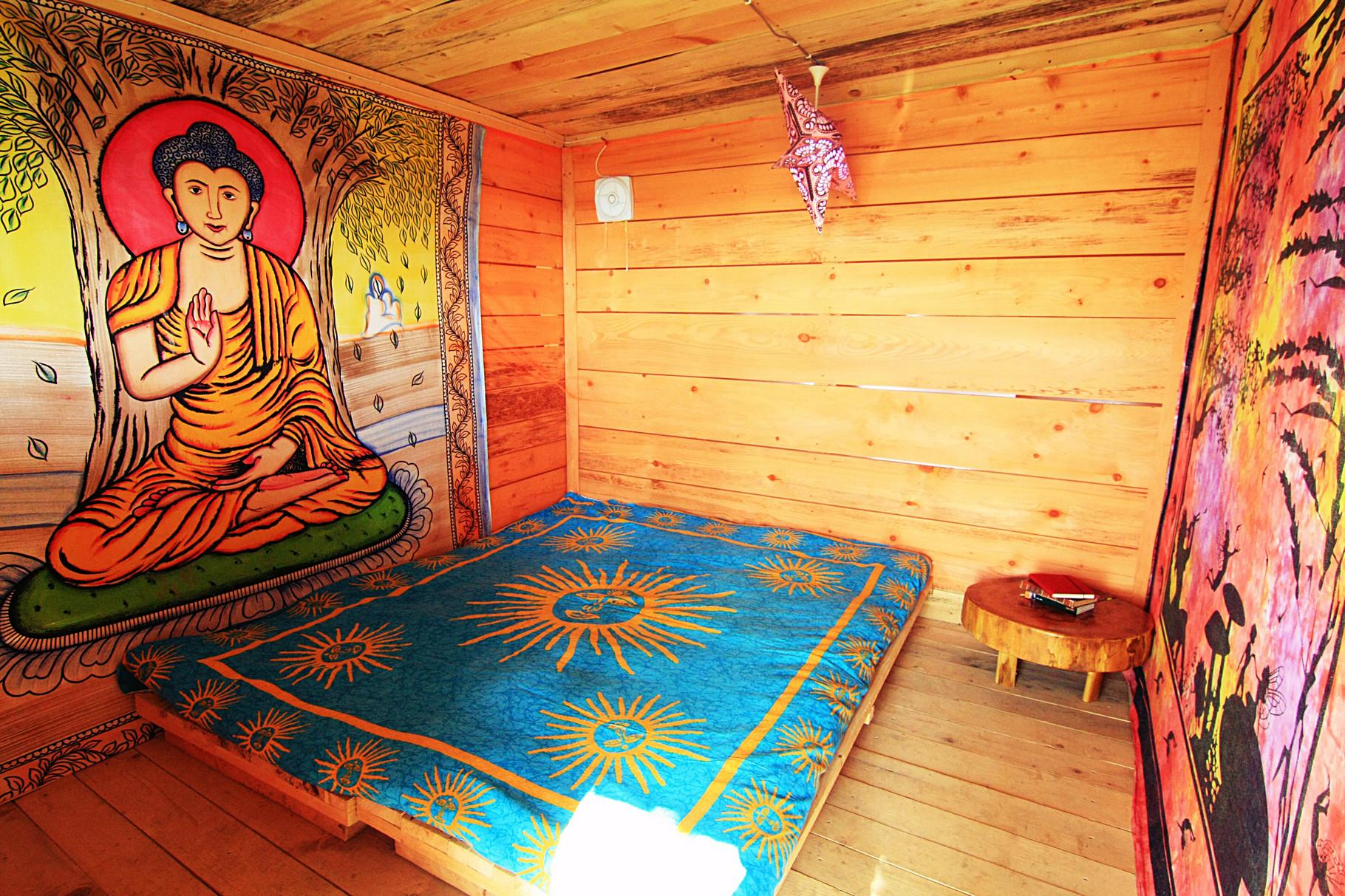 Budha room