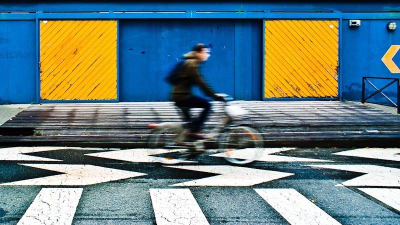 Les cycles de la ville