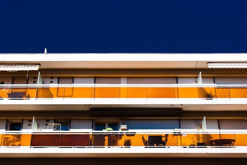 Du monde aux balcons