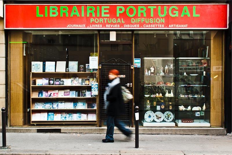 Librairie Portugal