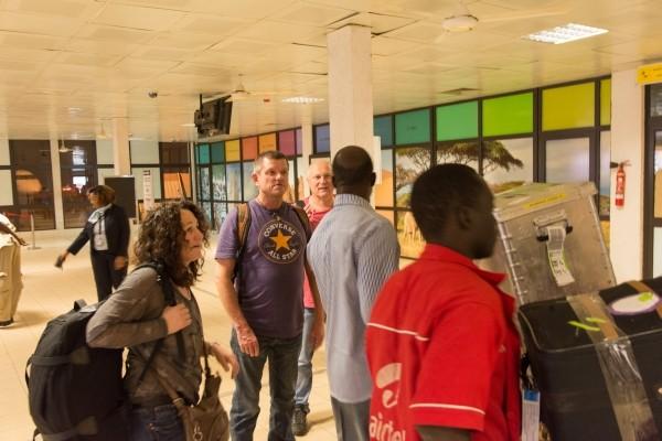 Ouagadougou - Flughafen