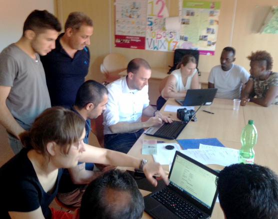 23.08.16 Mit kompetenter Hilfe entstehen gute Bewerbungsunterlagen.
