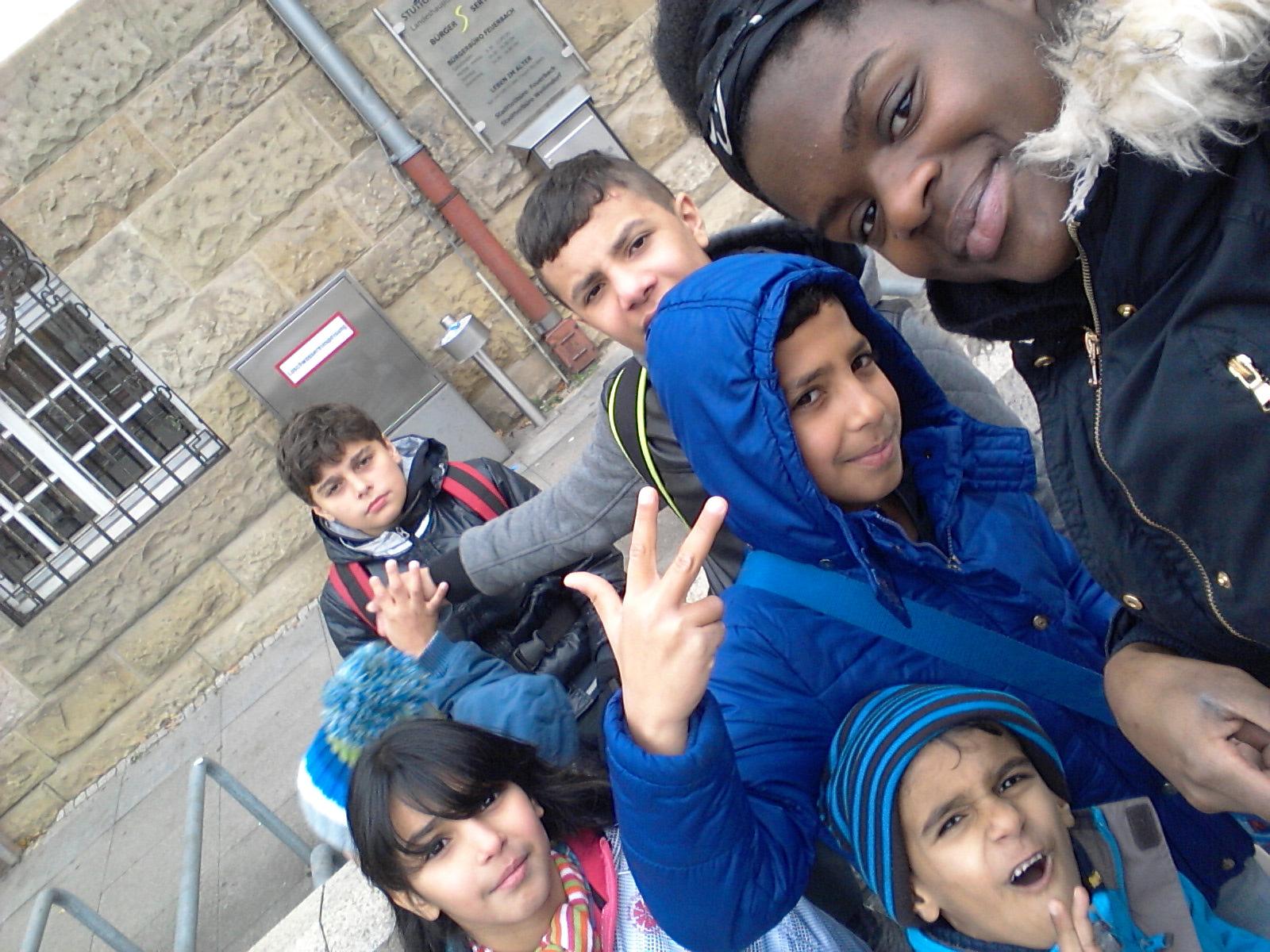03.11.15 Jugendgruppe mit Betreuerin