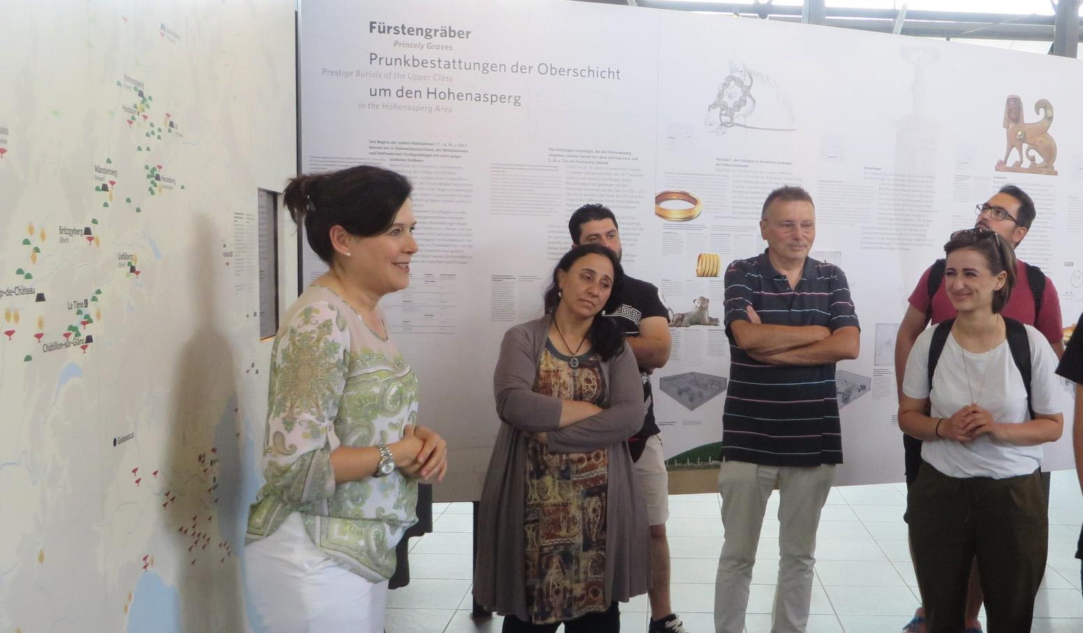 07.07.17: Ausflug ins Keltenmuseum Hochdorf