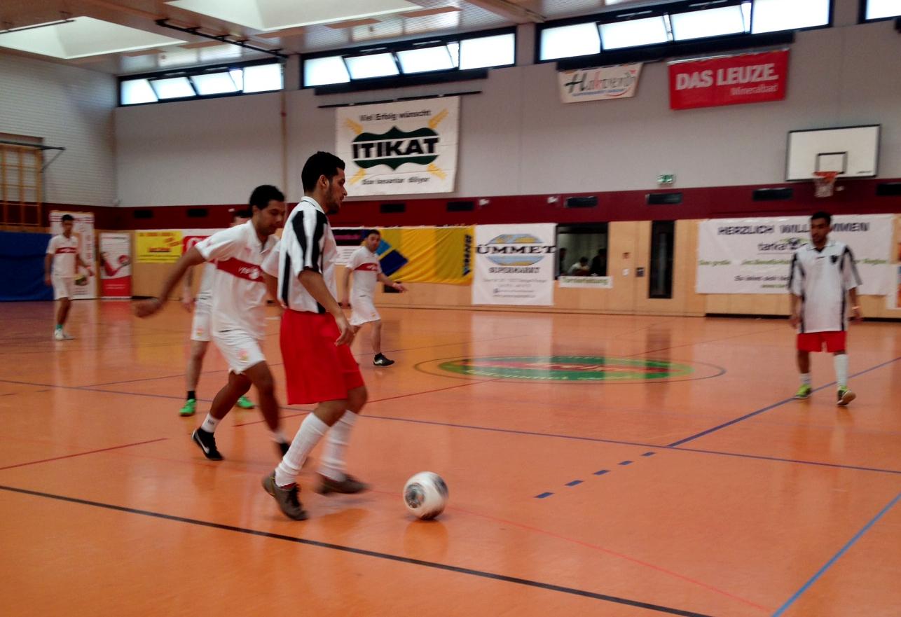 26.03.16. Hallenfußballturnier