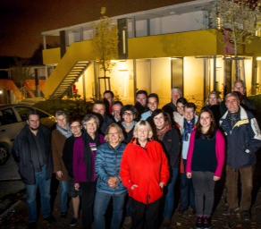 Der Freundeskreis Flüchtlinge Feuerbach
