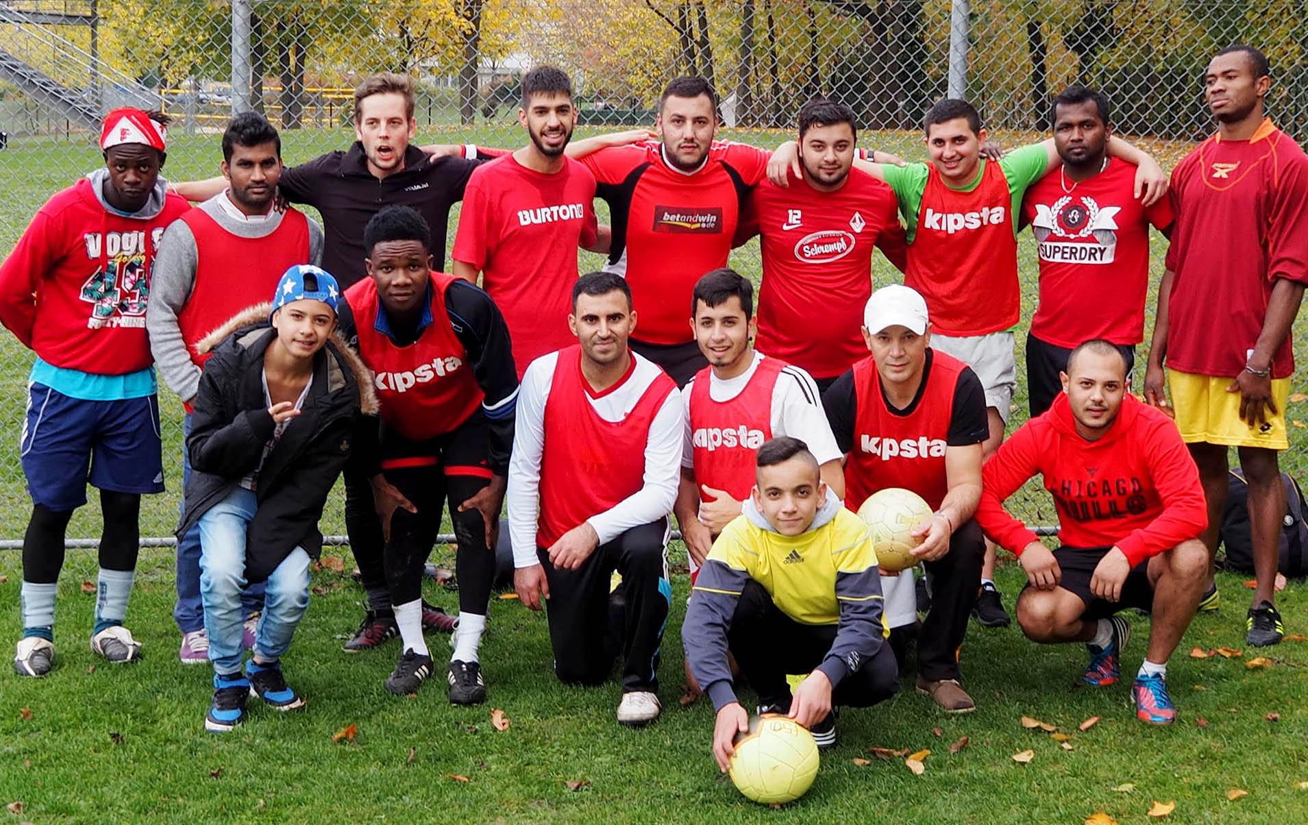 23.10.15. Fußballturnier