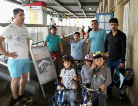 30.06.17 Kinderglück Fahrrad - die Neue Arbeit machts möglich