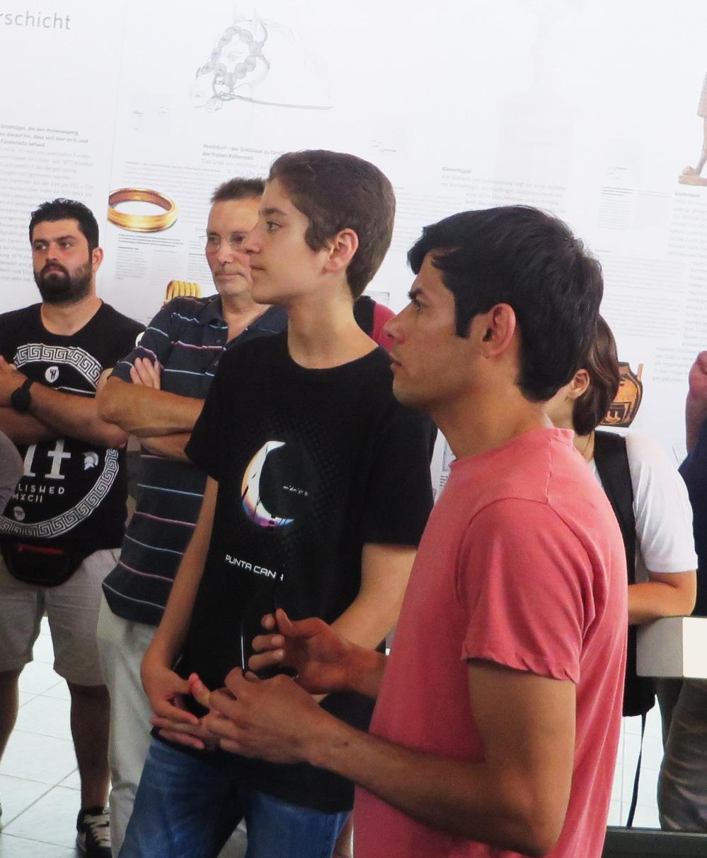 Habib und Mohamad, unsere Übersetzer