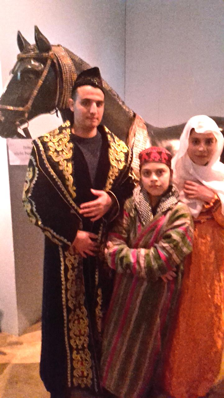 09.12.17. Orientalische Gruppe im Lindenmuseum