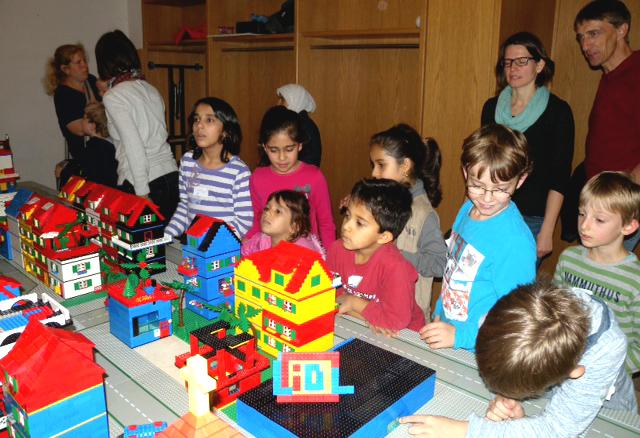 15.10.16. Legotag in der ev.-meth. Kirche