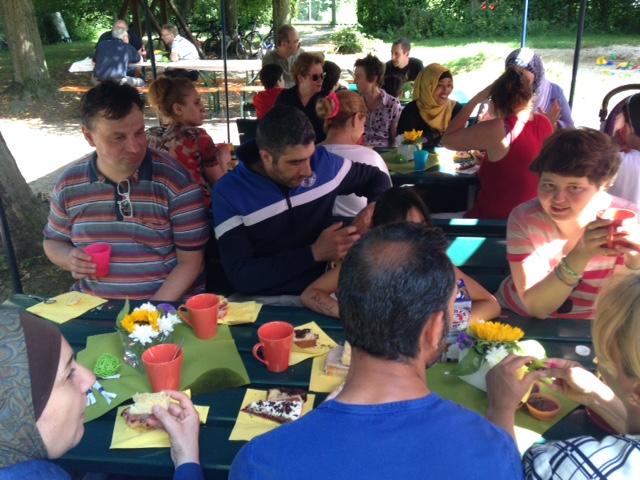 13.08.16. Sommerfest der methodistischen Kirche